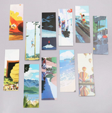 30-Pack Winter Sonata Design Paper Bookmark