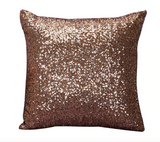 Sequined Pillow Cover (2 Color Options)