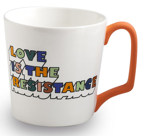 Love Is The Resistance Phenomenal Woman Coffee Mug