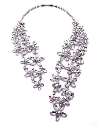 Amazing Arch Ultimate Two-Piece Statement Necklace