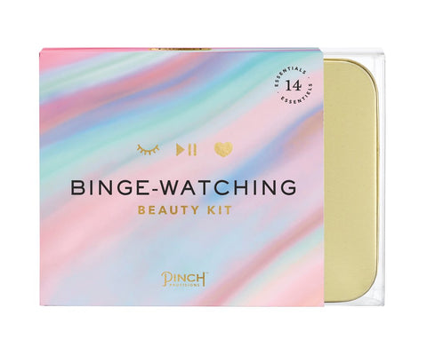 Binge Watching Beauty Kit