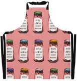 Bitch I Am The Secret Ingredient Apron Retro Funny / Cute / Profanity Apron with Pockets BBQ /Grill / Cooking Country Novelty Cute Old Fashioned Apron