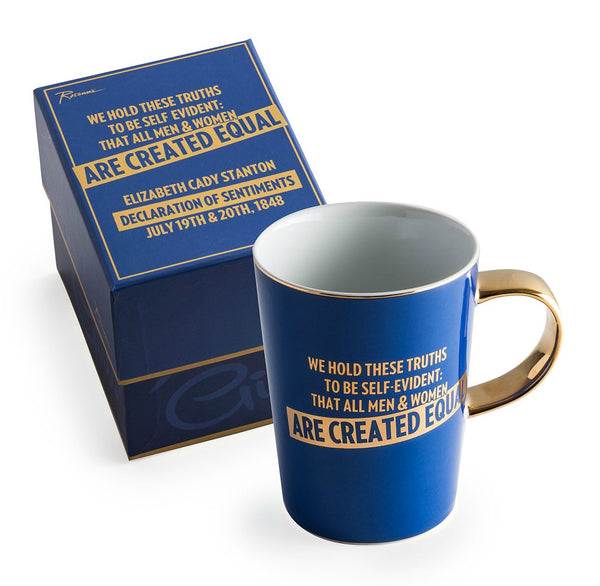 You Go Girl Seneca Falls Declarations Coffee Mug
