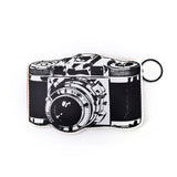 Retro Camera Coin Purse