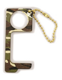 Luxe Metal Touchless Tool with Gold Accents and Hardware | Rose, Flamingo, Camo, or Mosaic (4 Options)