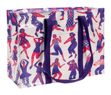 Dance Shoulder Tote Bag in Recycled Material