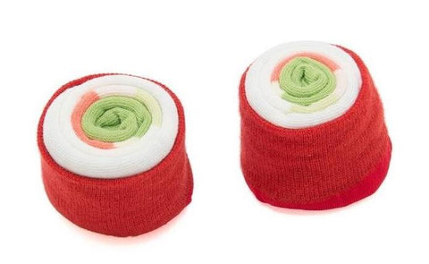 Sushi Socks - California Roll Knee Length Sock