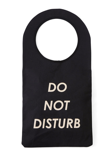 what does the do not disturb on iphone do do not disturb bag from aquivii japan the bullish 21450