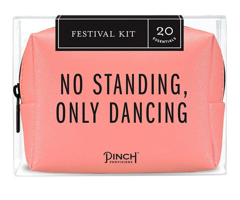 No Standing Only Dancing Festival Kit