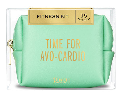 Time For Avo-Cardio Fitness Kit