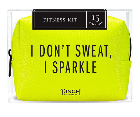 I Don't Sweat I Sparkle Fitness Kit
