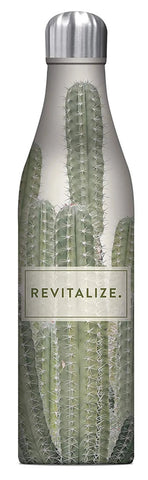 Revitalize Insulated Stainless Steel Large Water Bottle