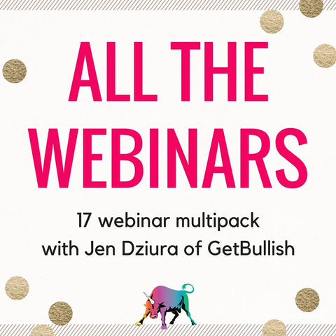 17 Webinar Multipack with Jen Dziura - SALE
