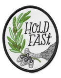 Hold Fast Iron On Patch