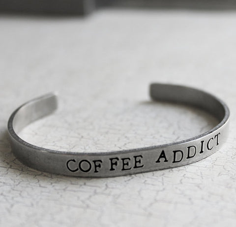 Coffee Addict Bracelet