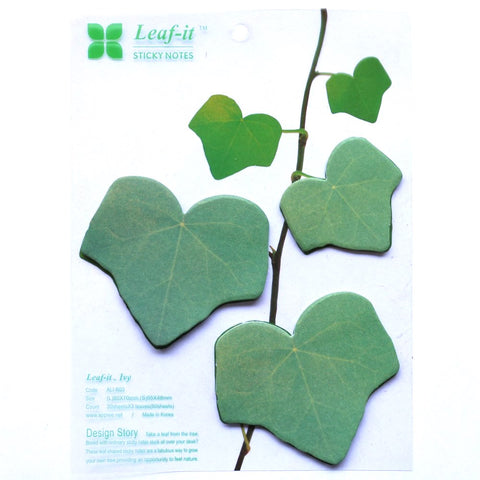 Leaf It Sticky Notes