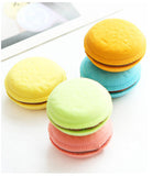Bright and Fresh Macaron Erasers (Set of 5)