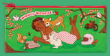 Mighty Michelle Obama Green Pink Recycled Material Cute/Cool/Best Zipper Pencil Case/Pouch/Holder/Pen Bag/Holder
