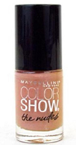 Maybelline Color Show Limited Edition Nail Polish - The Nudes in ...