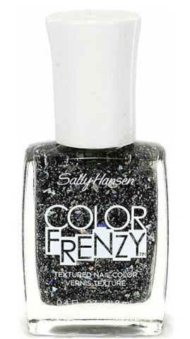 Sally Hansen Color Frenzy Textured Nail Polish- Spark & Pepper