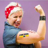 "Rosie the Riveter ""We Can Do It!"" Bandages"