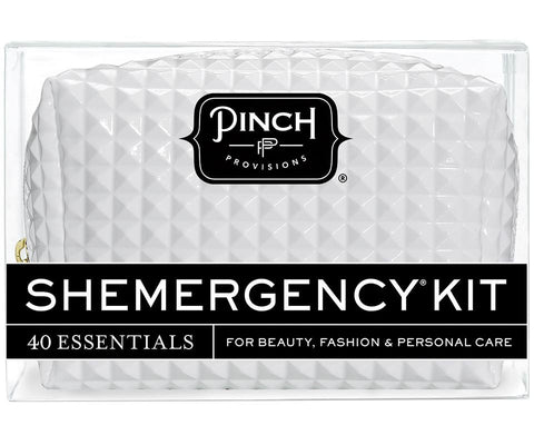 Edge Shemergency® Kit in White Pyramid Pouch