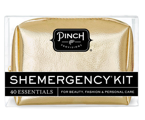 Metallic Shemergency® Survival Kit