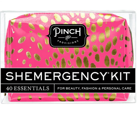Spotted Shemergency Essentials Kit