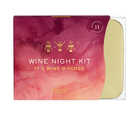 It's Wine O'Clock Wine Night Kit | Contains 11 Must-Haves