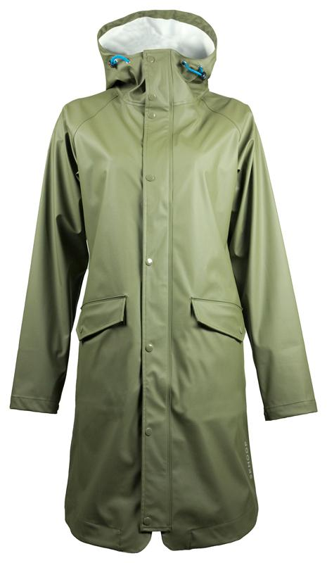 Ginger Rain Coat
