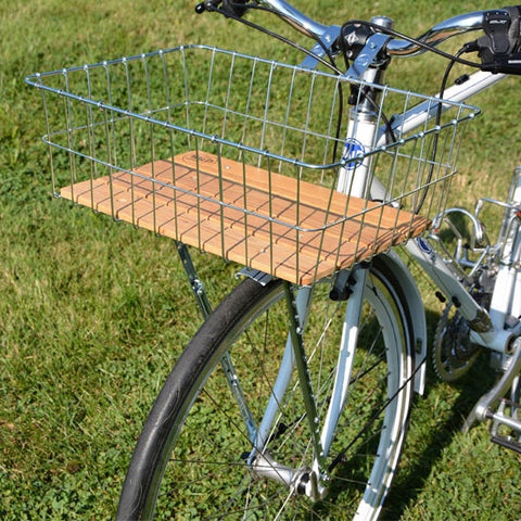 Wald Woody Front Basket