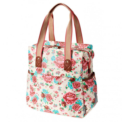 Basil Bloom Shopper - 2 colours