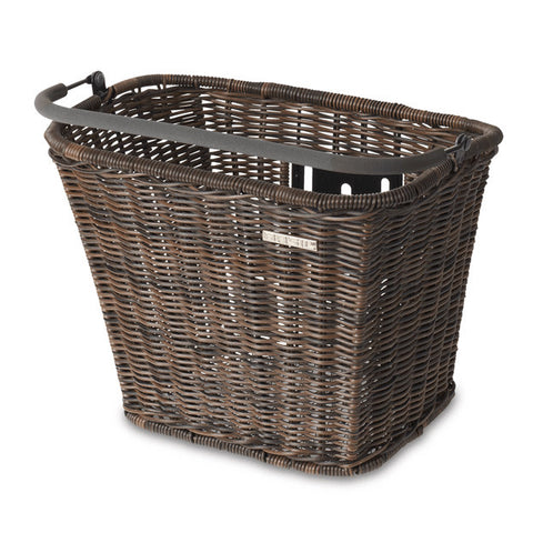 Basimply Rattan Basket