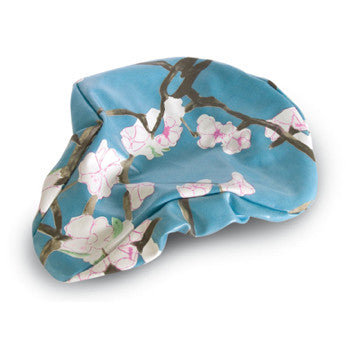 Basil Blossom Twig Seat Cover