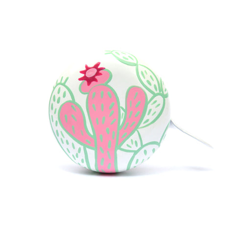 Beep Bicycle Bell - Prickled Pink Cactus