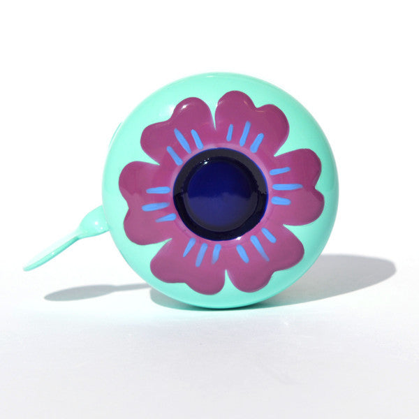 Beep Bicycle Bell - Violet Poppy