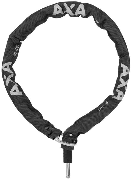 Axa Plug-in chain lock - Grey