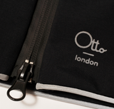 Otto London Urban Poncho - Black