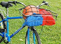 Wald Bicycle Cargo Net