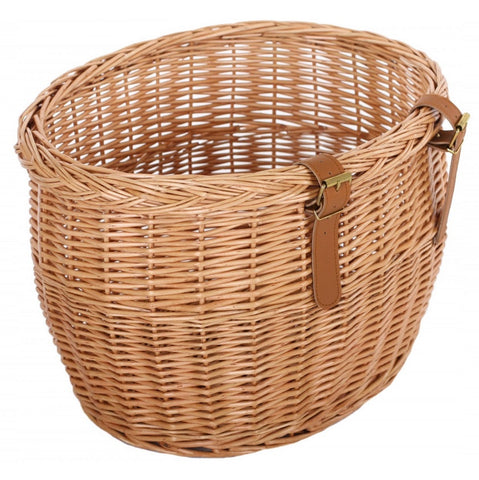 Bobbin Market Wicker Basket