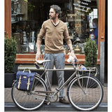 Basil Portland Slim Fit Double Bag - 3 colours