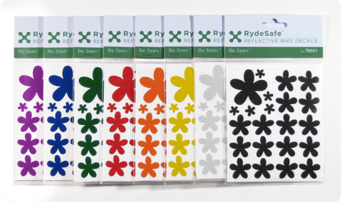Rydesafe Flower Decals