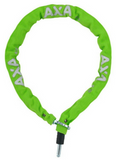 Axa Plug-in chain lock - Green