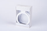 Bookman Cup Holder - Ghost White
