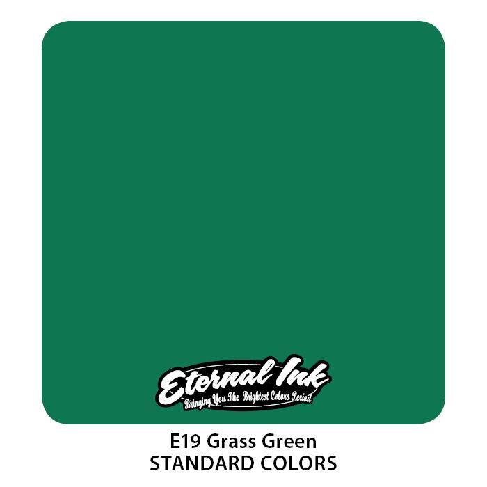 ETERNAL GRASS GREEN