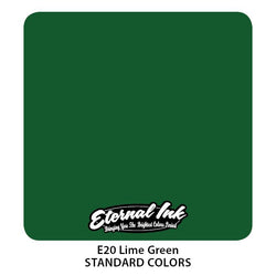 ETERNAL LIME GREEN