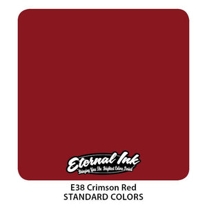 ETERNAL CRIMSON RED