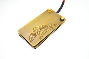 FOOT PEDAL - BRASS