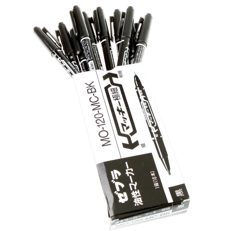 DUAL ENDED SKIN MARKER (10/ BOX)