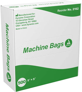 MACHINE BAGS (500/ BOX)